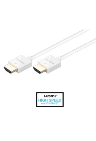 high speed hdmi u2122 kabel mit ethernet - hdmi u2122 a-stecker  u0026gt  hdmi u2122 a-stecker - 0 5m